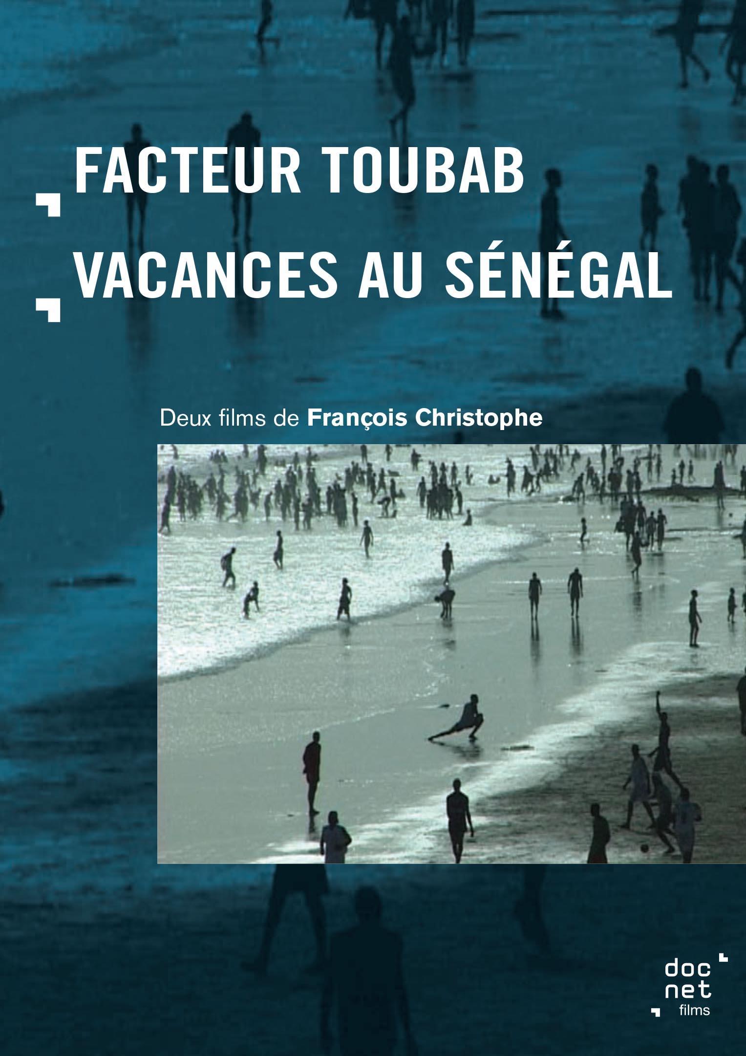 Facteur toubab / vacances au senegal - dvd