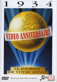 Video anniversaire 1934 - dvd