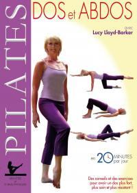 Pilates dos et abdos - dvd