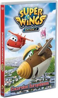 Super wings s2 v1 - dvd