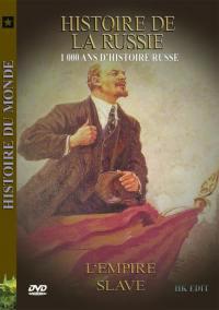 Histoire de la russie - dvd