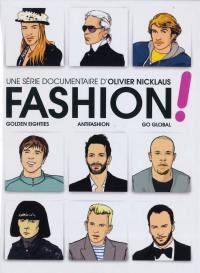 Fashion ! - 2 dvd