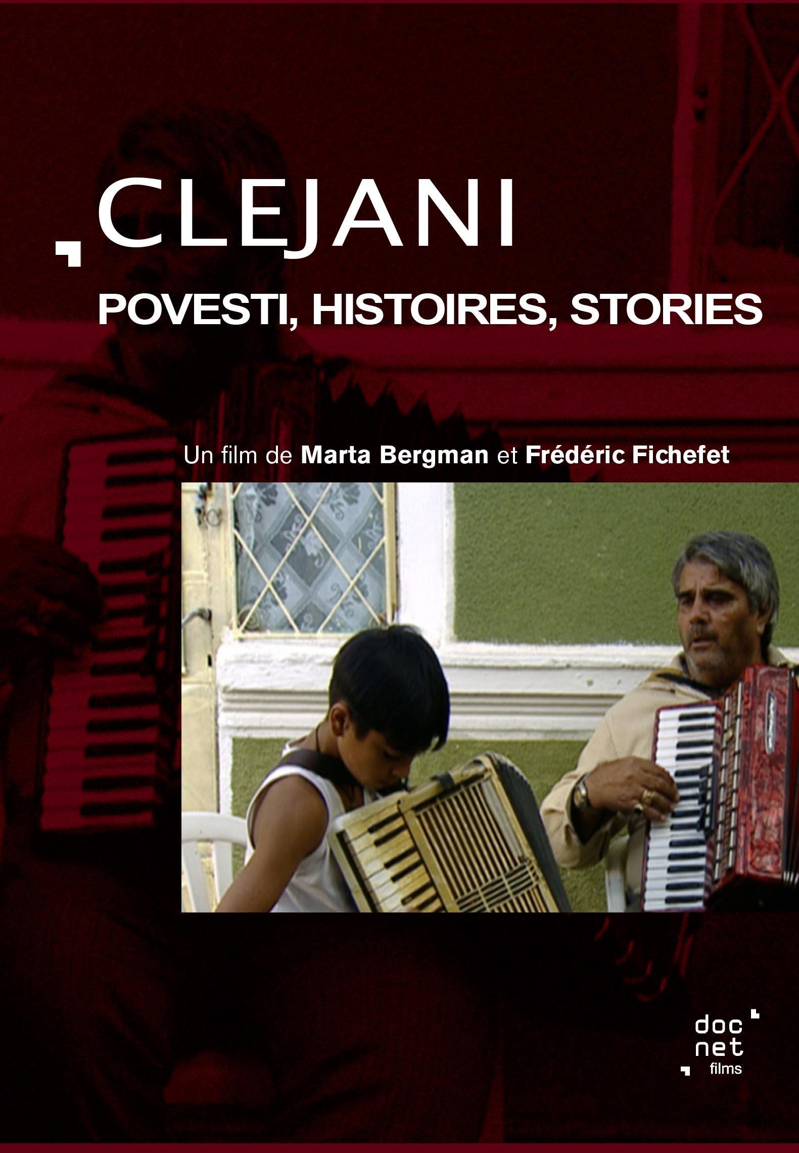 Clejani - dvd