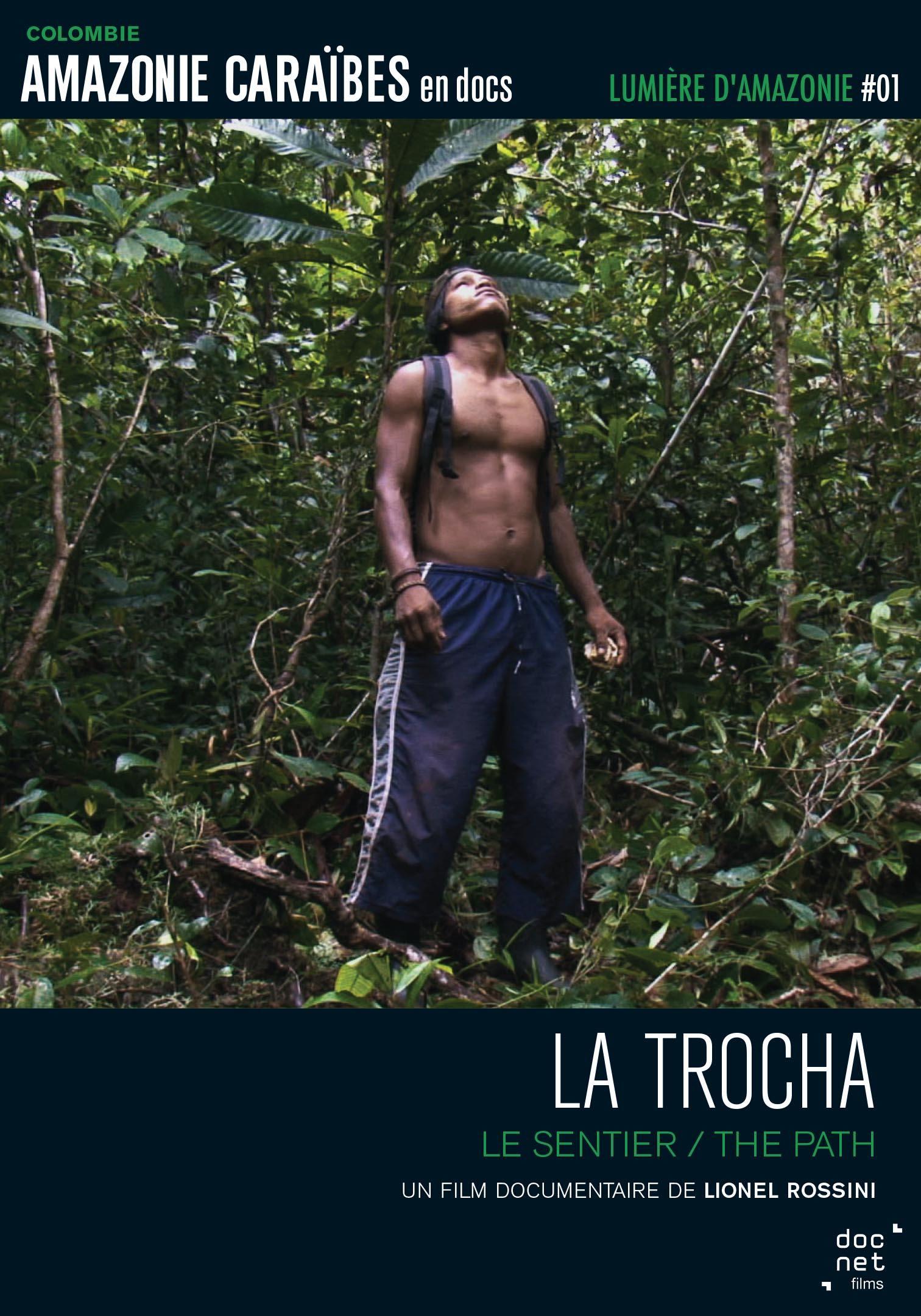 Trocha (la) - dvd