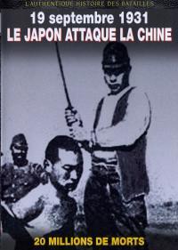 Japon attaque la chine (le) - dvd