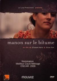 Manon sur le bitume - dvd