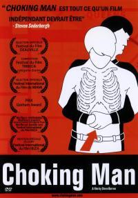 Choking man - dvd
