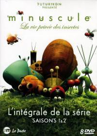 Minuscule integrale - 8 dvd