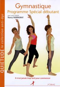 Gymnastique special deb. - dvd  collection quietude