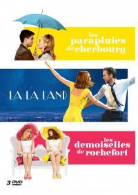 Demy-chazelle le meilleur de la comedie musicale - 3 dvd