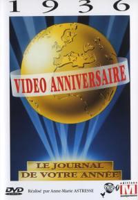 Video anniversaire 1936 - dvd