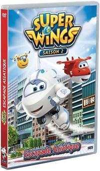 Super wings s2 v2 - dvd