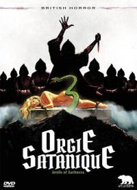 Orgie satanique - dvd
