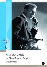 Pris au piege - dvd  collection rko pocket