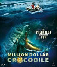 Million dollar crocodile - blu ray