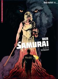 Der samurai - dvd