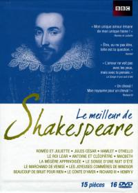Meilleur de shakespeare (le) - 16 dvd