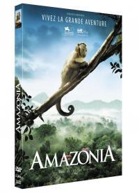 Amazonia 3d - dvd