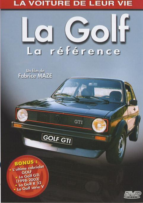 Golf, la reference - dvd