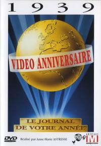 Video anniversaire 1939 - dvd