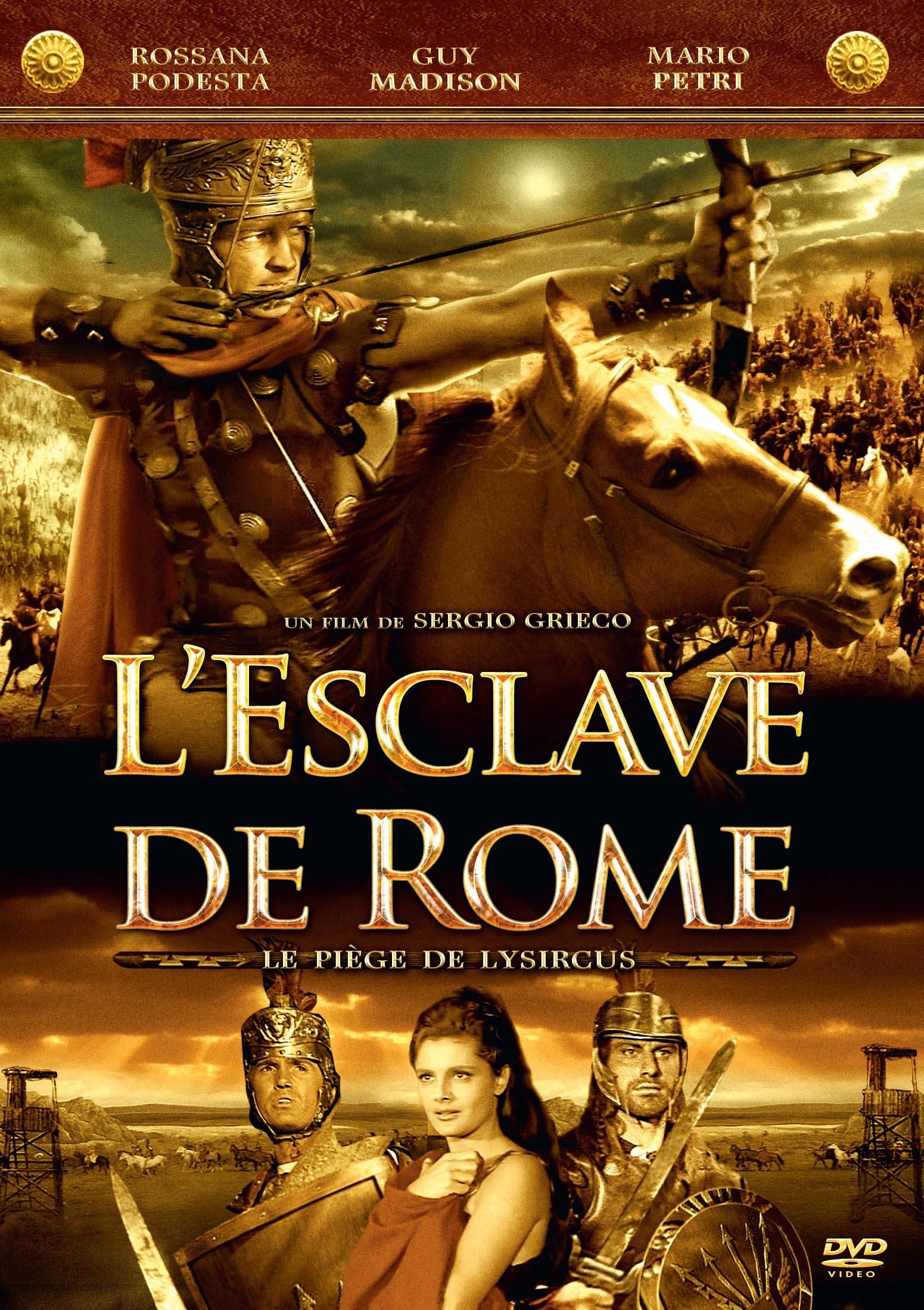 Esclave de rome (l') - dvd
