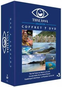 Coffret thalassa- 7 dvd