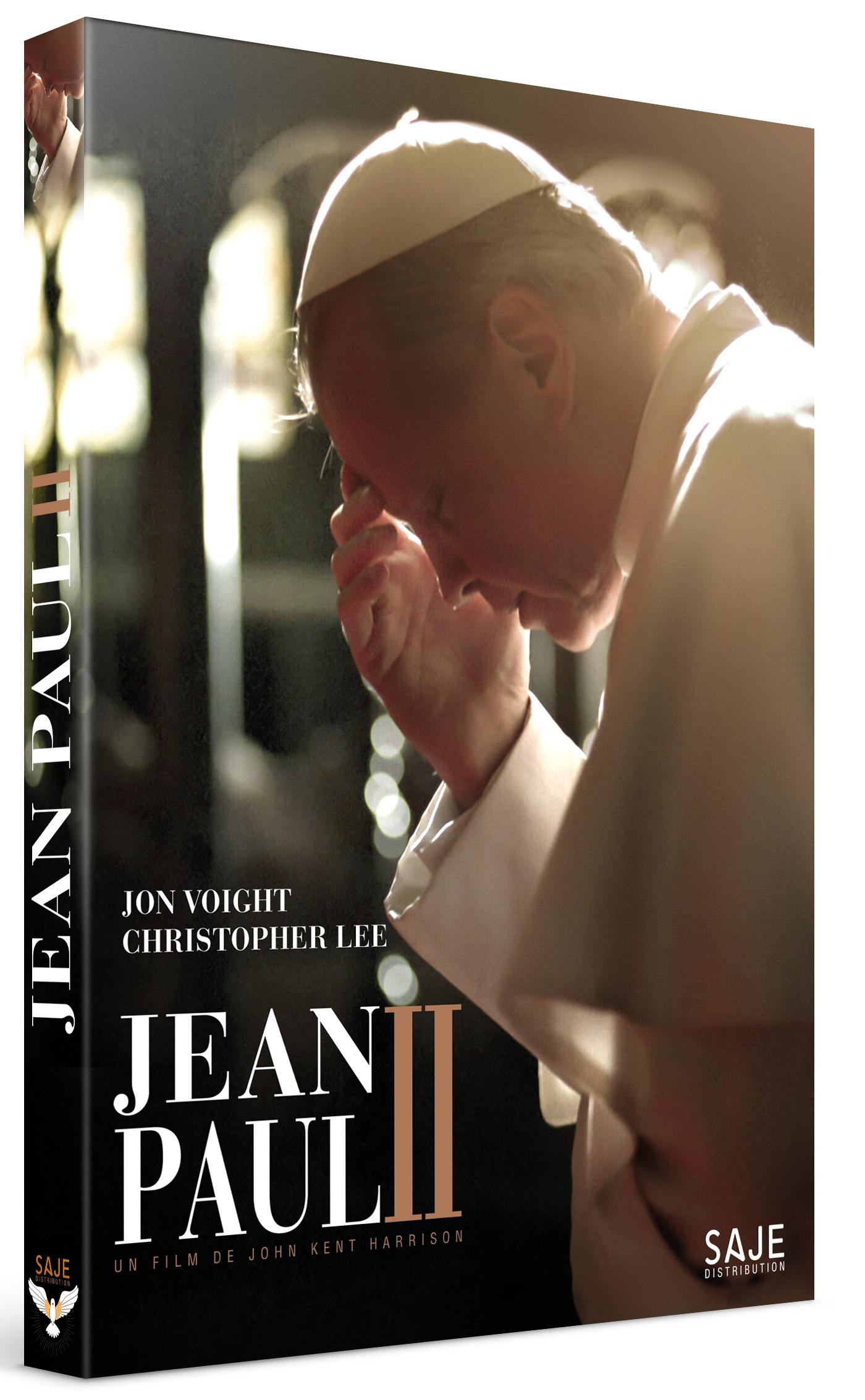 Jean-paul ii -dvd