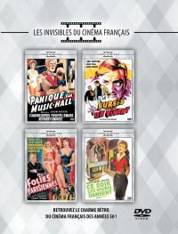 Invisibles du cinema français (les) - 4 dvd