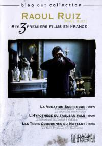 3 films de raoul ruiz - 2 dvd