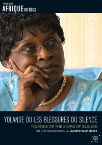 Yolande ou les blessures du silence - dvd