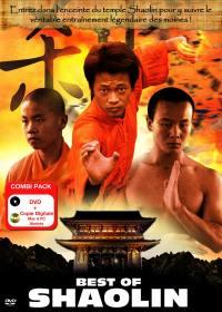 Best of shaolin - dvd