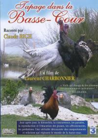 Tapage dans basse cour - dvd  animaux de la ferme