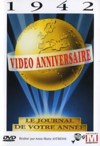 Video anniversaire 1942 - dvd