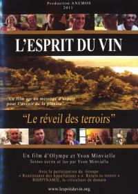L'esprit du vin, le reveil des terroirs - dvd