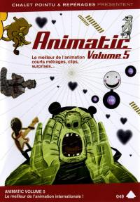 Animatic volume 5 - dvd