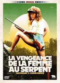 Vengeance de la femme au serpent (la) - dvd