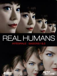 Real humans s1 et s2 - 8 dvd