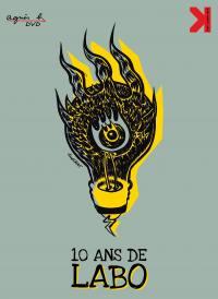 10 ans de labo - dvd