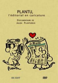 Plantu, l'editorial en caricature - dvd
