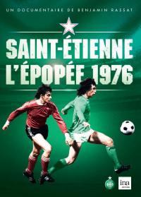 Saint etienne. l'epopee 1976 - dvd