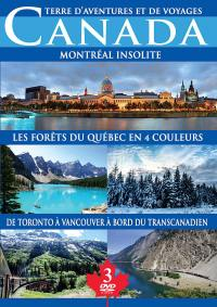Canada - 3 dvd