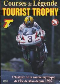 Tourist trophy - dvd  trophee de legende
