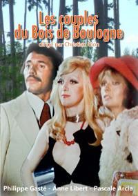 Couples du bois de boulogne (les) - dvd