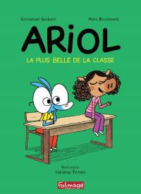 Ariol - la plus belle de la classe - dvd
