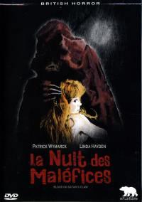 British horror - nuit des malefices - dvd