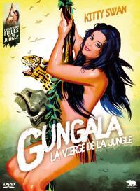 Gungala, la vierge de la jungle - dvd