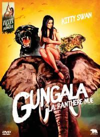 Gungala, la panthere nue - dvd