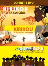 Kirikou - 3 dvd