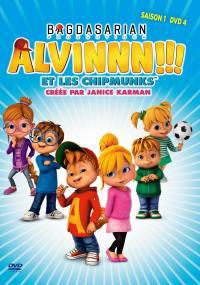 Alvinnn !!! et les chimpmunks s1 v4 - dvd