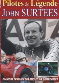 John surttes - dvd  pilotes de legendes